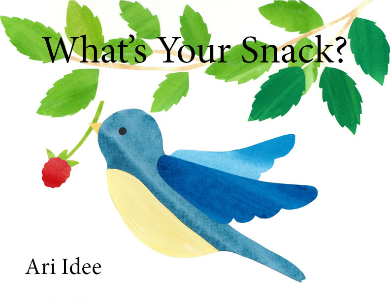 What's Your Snack Cover